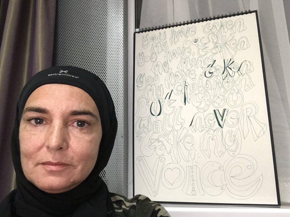 Sinéad O'Connor áttért az iszlám vallásra