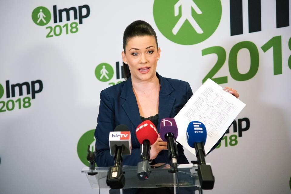 Feljelentette Demeter Mártát hivatali visszaélés miatt a Fidesz