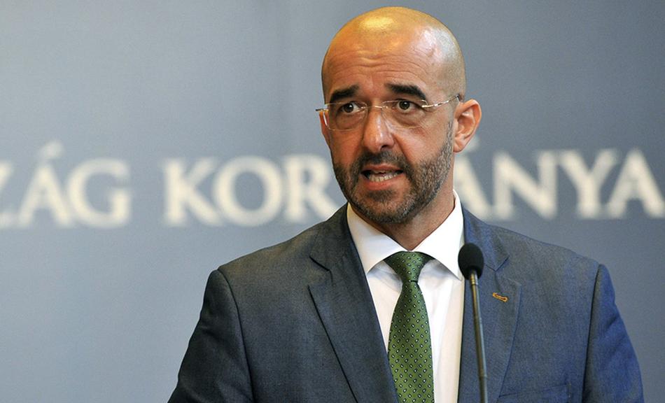 Kovács Zoltán leszólta Finnországot, majd nagyot koppant