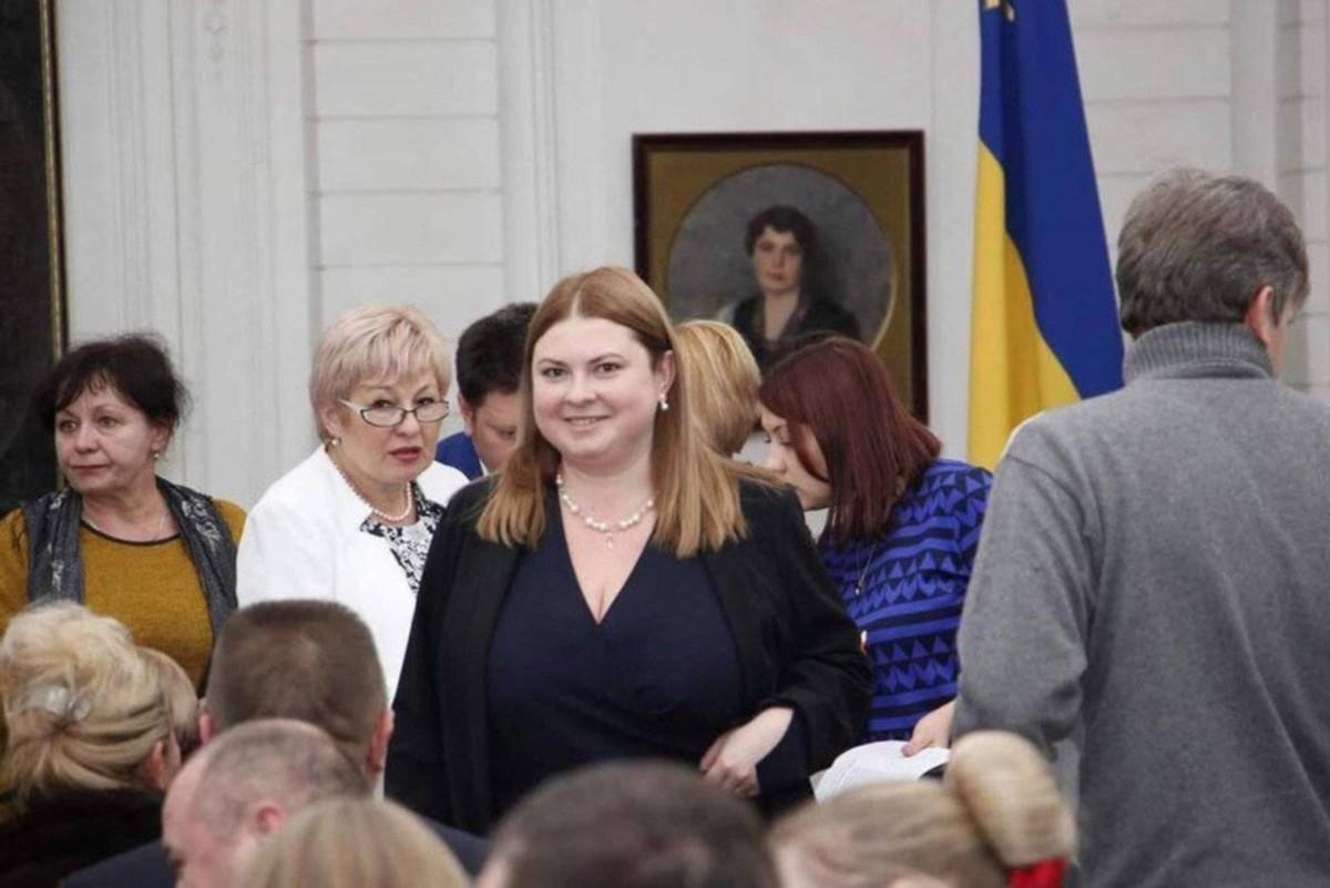 Katerina Handzjuk.