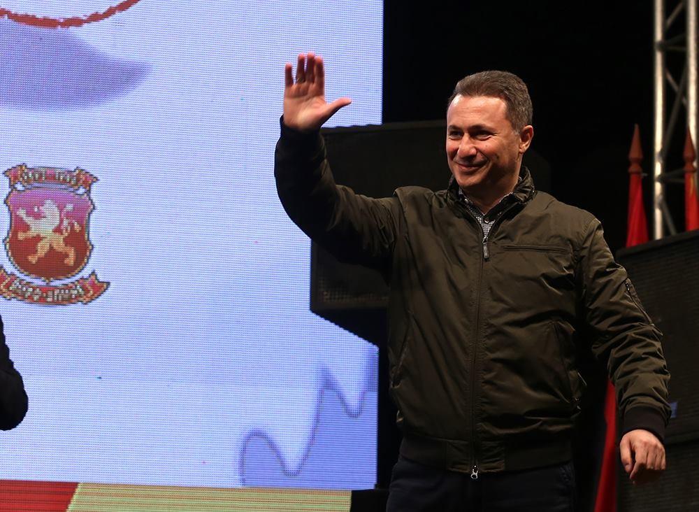 Menedéket kért Magyarországon a volt macedón miniszterelnök
