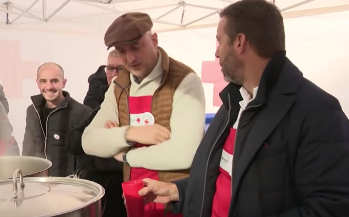 Michelin-csillagos sztárséfek főztek a hajléktalanoknak