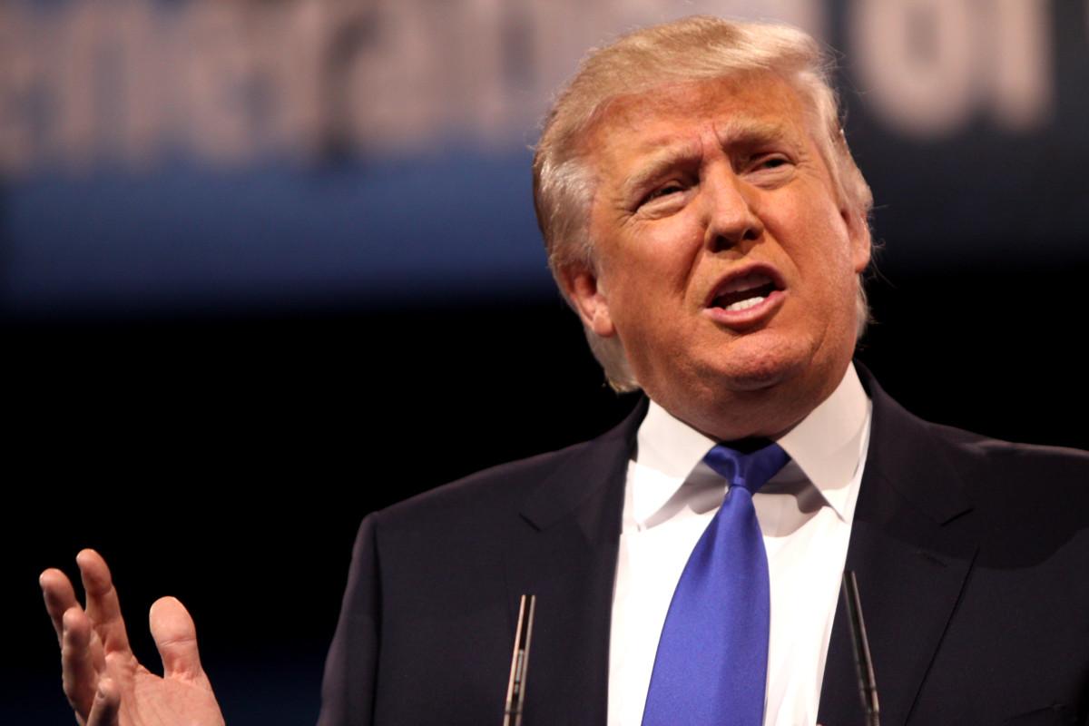 Trump 2020-ban újraindul az elnökségért