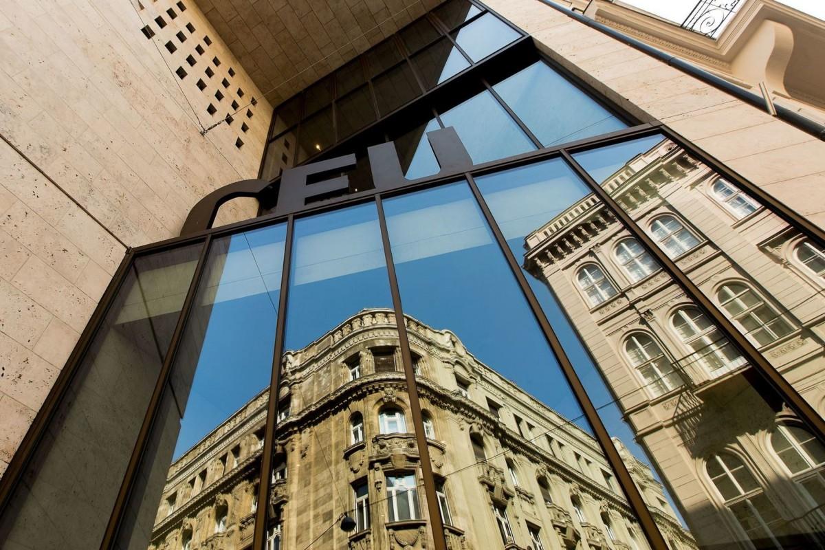 A CEU épülete.