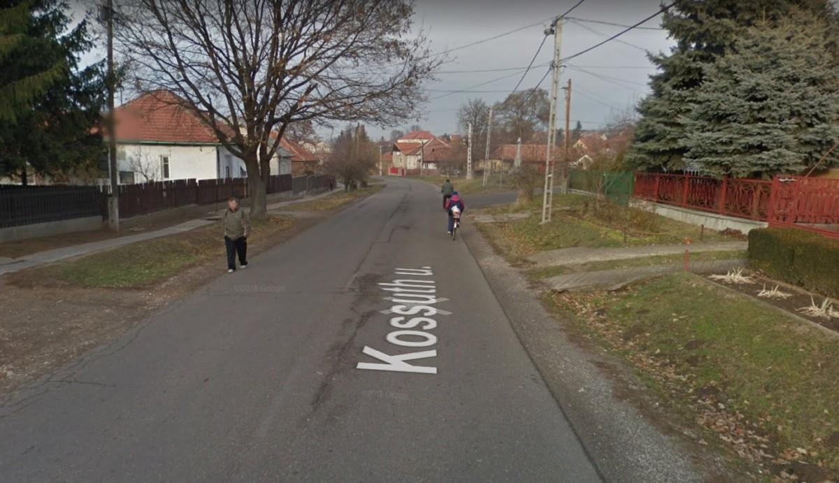 Emődön is olyat fotózott a Google autó, hogy zokogsz