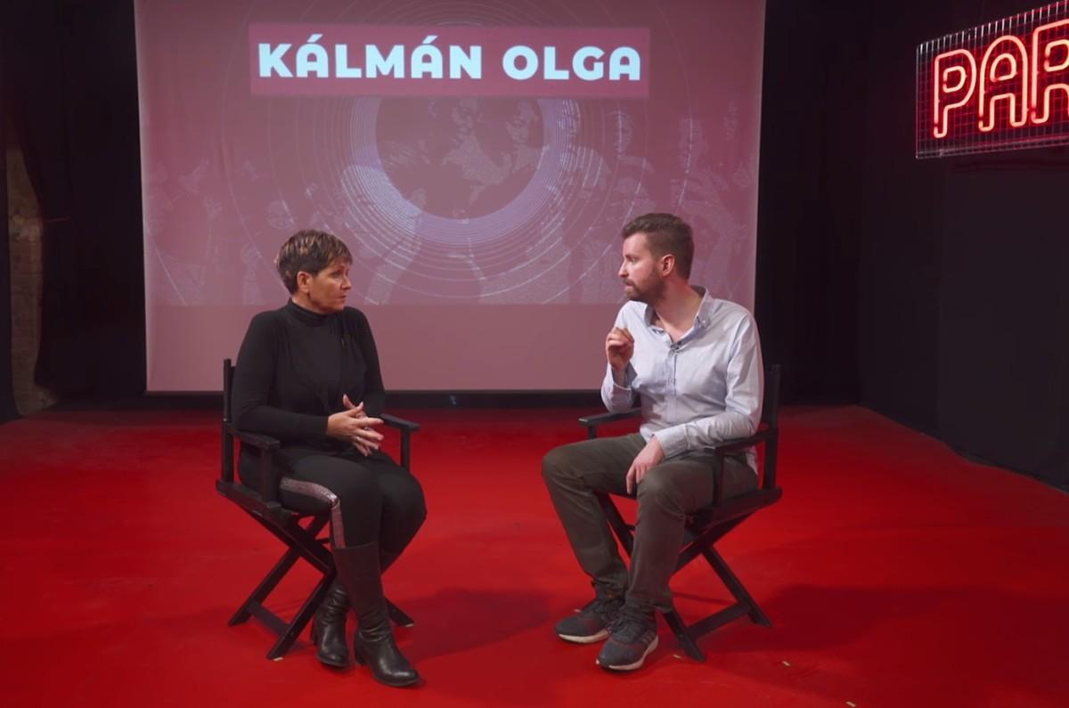 Kálmán Olga kitálalt a töketlen ellenzéki pártokról