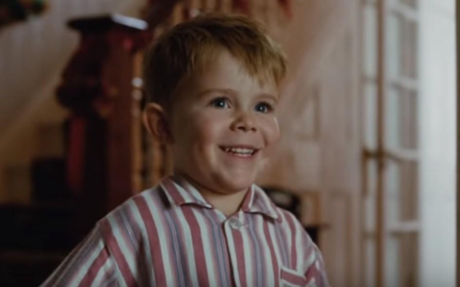 Eltohn Johnnal érkezett meg az idei legmeghatóbb karácsonyi reklám – videó