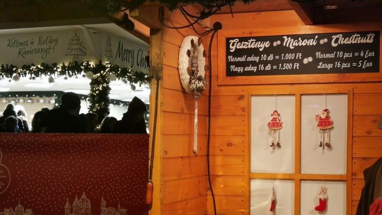 Brutális árak a budapesti karácsonyi vásáron – ennyiért ehetsz, ihatsz
