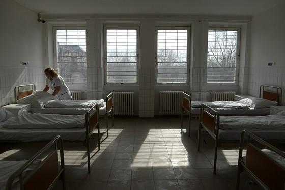 Bezárják a 69 millióból felújított pszichiátriát a Merényiben