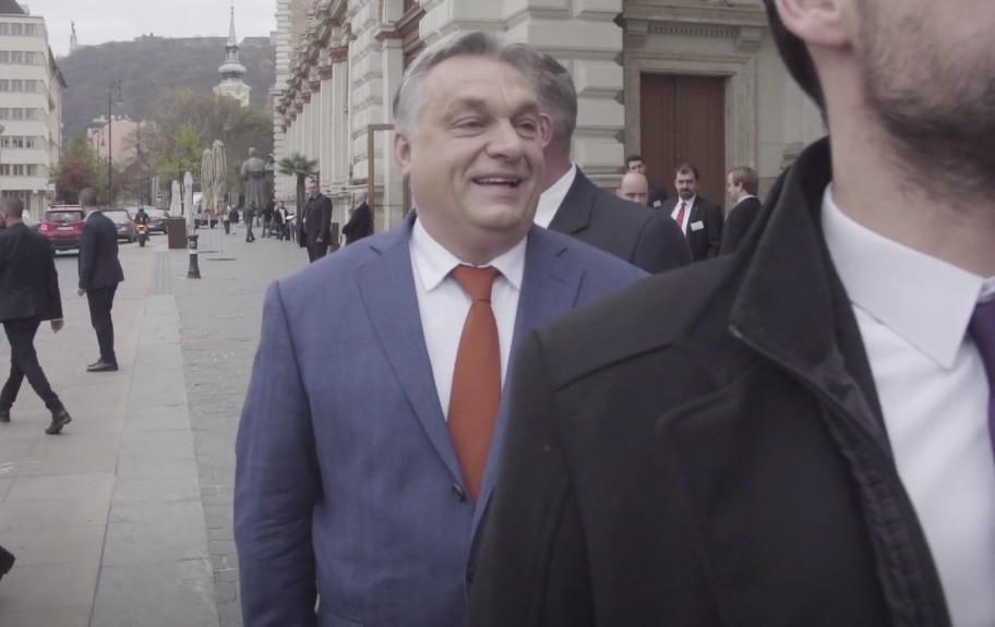 Frappáns válasszal állt elő Orbán Viktor a Gruevszki-ügy kapcsán – videó