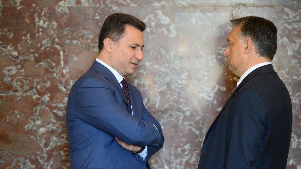 Magyar Idők: döntött a bevándorlási hivatal Gruevszki ügyében