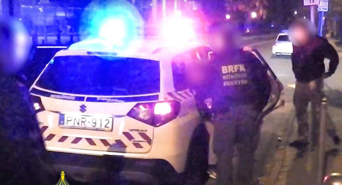 Lövöldözés volt szerda este Budapest belvárosában