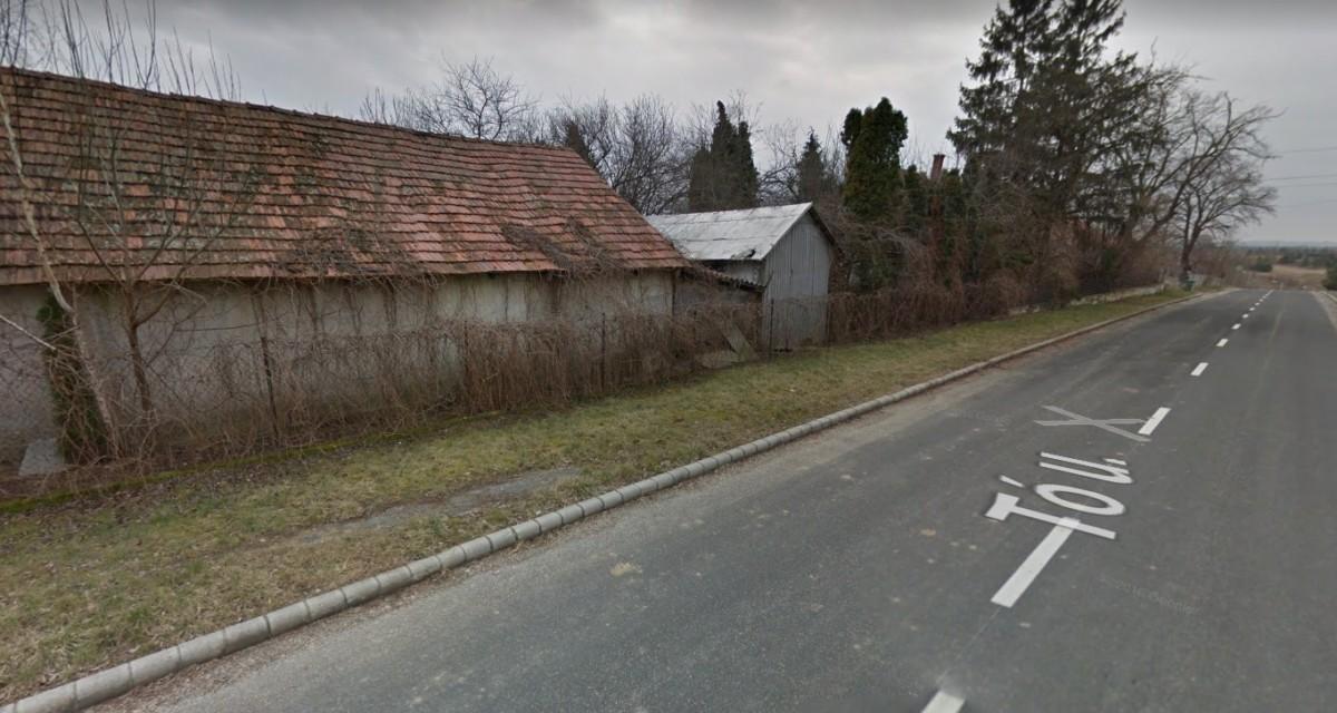 Amit a Google autó fotózott a zalaegerszegi Tó utcában, attól begörcsöl a rekeszizmod