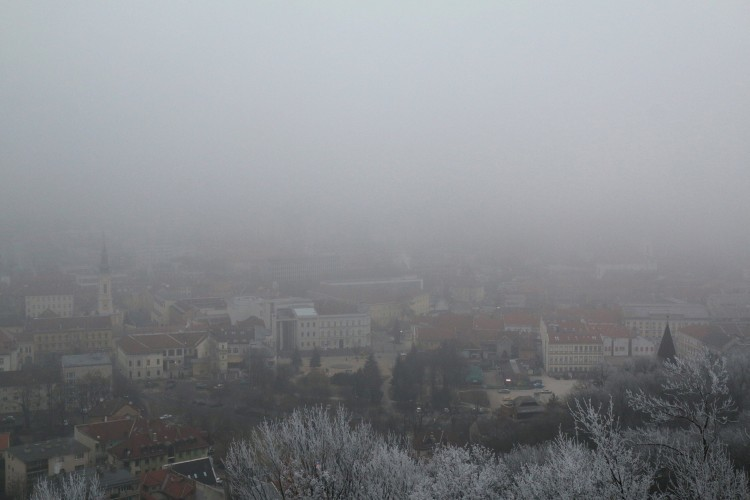 Hat városban rossz most levegőt venni
