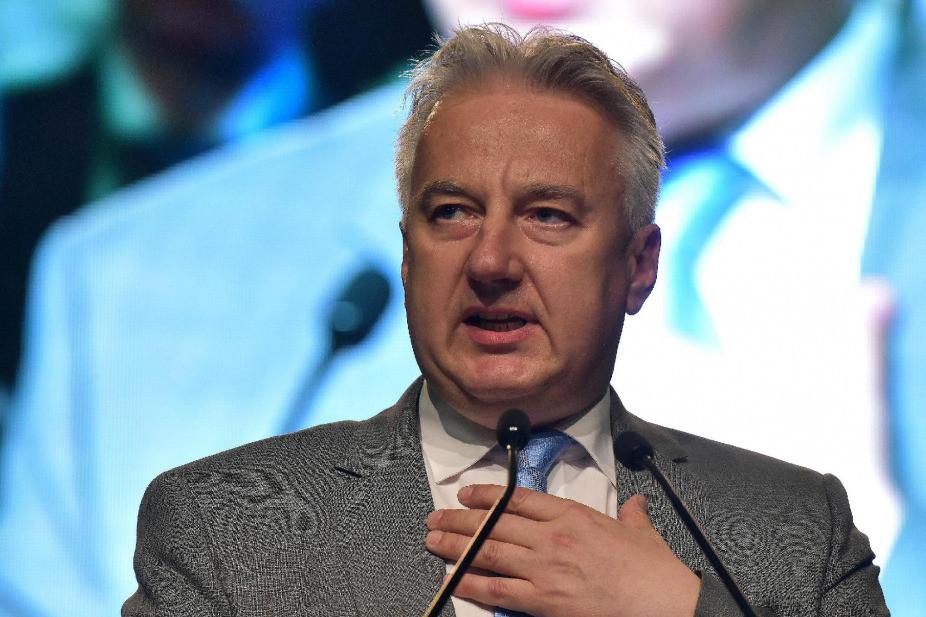 Újraválasztották Semjén Zsoltot a KDNP elnökének