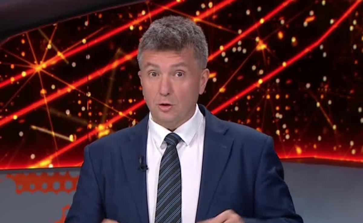 Velkovics Vilmos műsorvezető, propagandista.