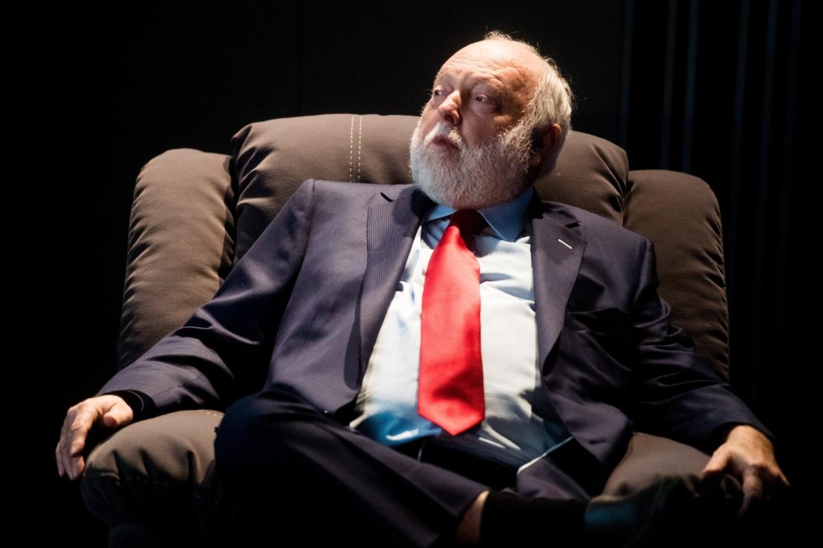 Andy Vajna egy 2017. február 7-én, a Magyar Nemzeti Filmalap székházában tartott háttérbeszélgetésen.