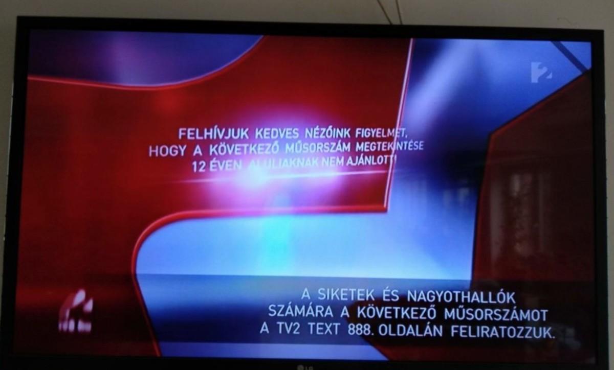 Fekete csík jelent meg Andy Vajna tévécsatornáin