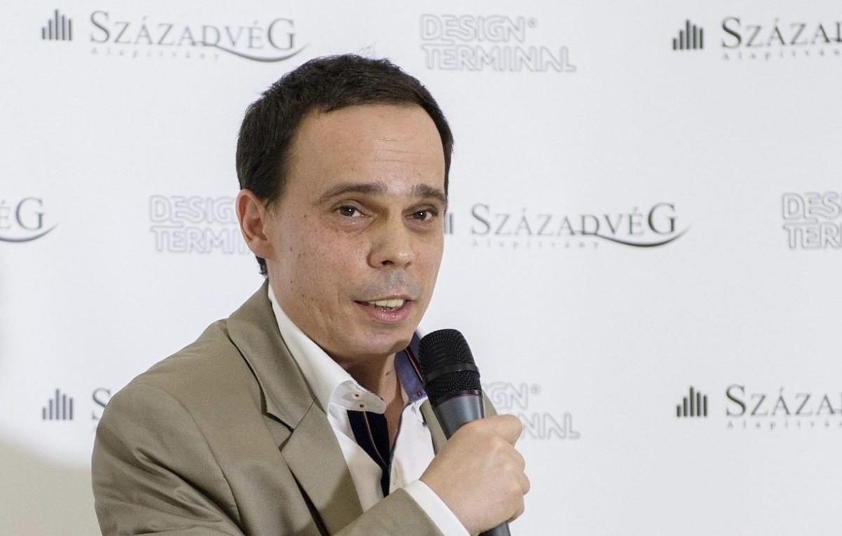 G. Fodor Gábor, a Századvég Alapítvány elnökhelyettese.