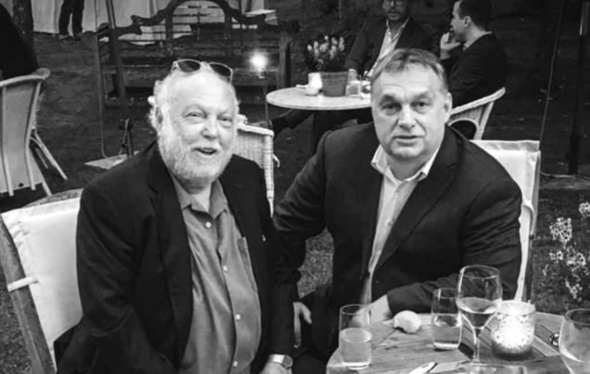 Így búcsúzik Andy Vajnától Orbán Viktor