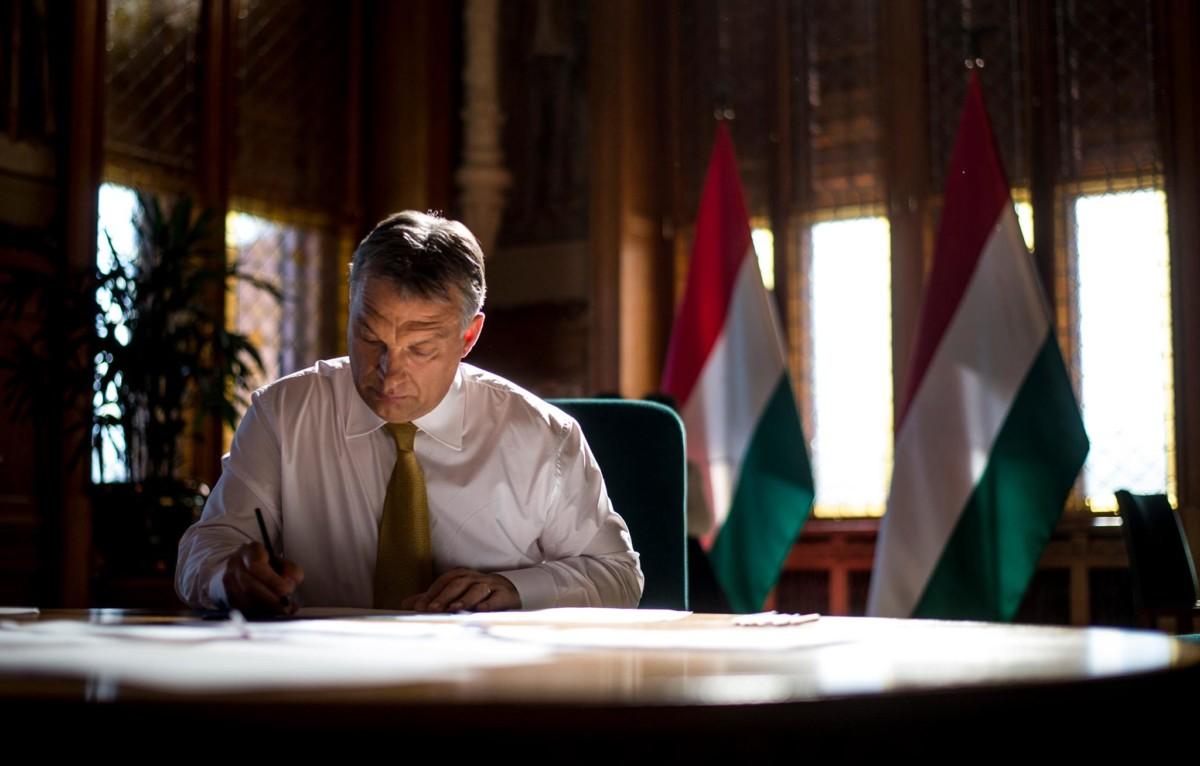 Orbán Viktor is megszólalt a notre-dame-i tűzvész kapcsán