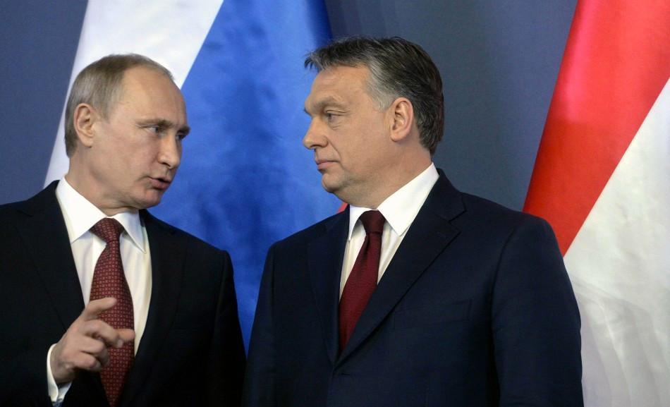 Újra Budapestre látogat Putyin