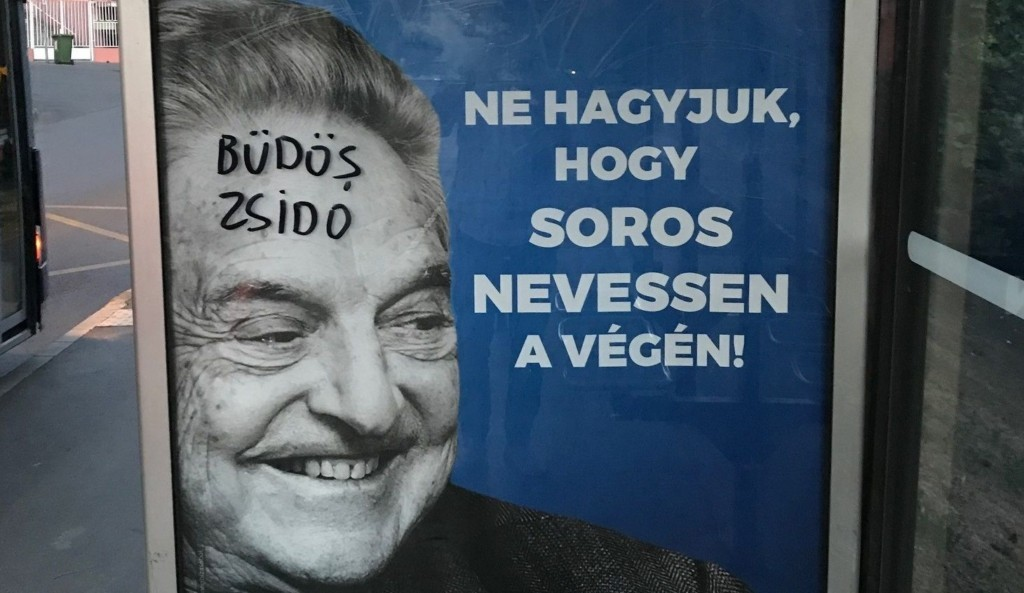 Perre készül a DK a kormány sorosozó gyűlöletkampánya miatt