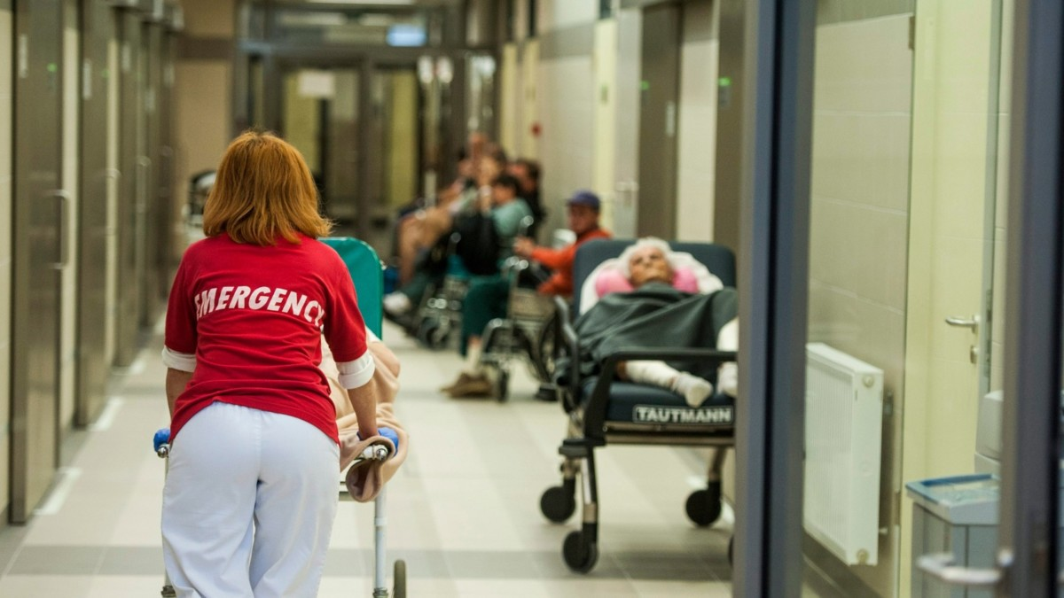Már csak tömegkatasztrófák ellátását tudja garantálni a Honvédkórház sürgősségi centruma