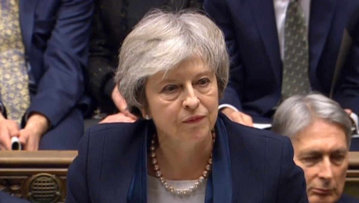 Leszavazták Theresa May Brexit-javaslatát