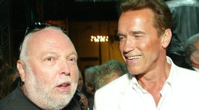 Schwarzenegger is beszédet mond Andy Vajna temetésén