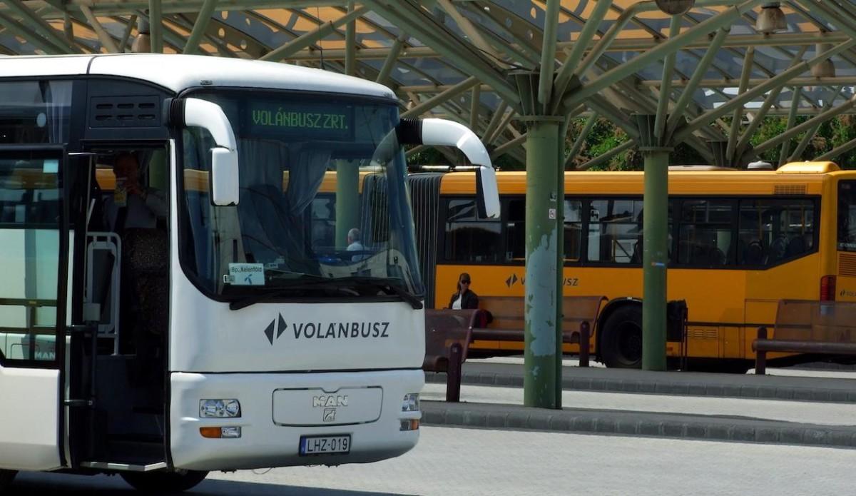 100 ezer forintra büntethetik a Volán-sofőrt, ha maszk nélküli utast enged fel a buszra
