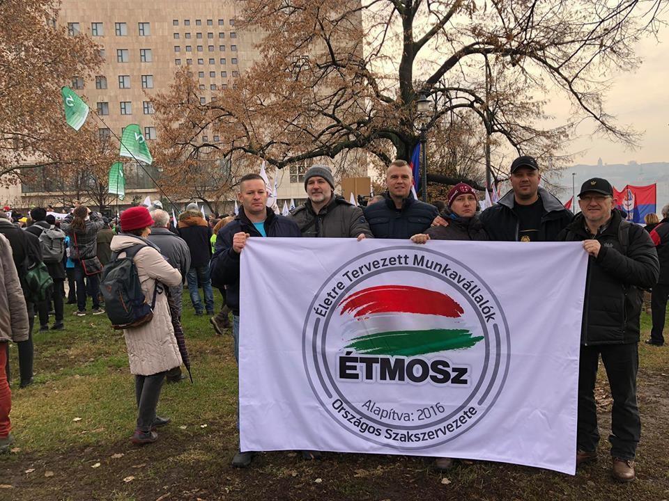 Újabb sztrájk jön, most Miskolcon áll le a munka