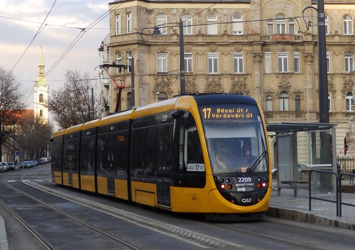 Januártól ingyenes a BKV a budapesti álláskeresőknek