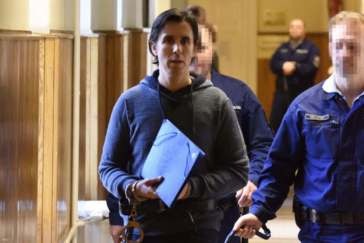 Ismét indítványozták Czeglédy Csaba ellen a kényszerintézkedést