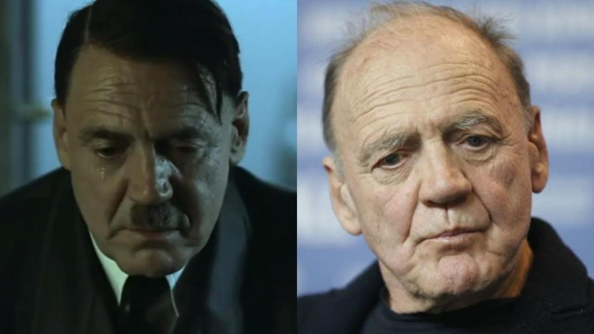 Meghalt a színész, aki Hitlert alakította A Bukás című filmben