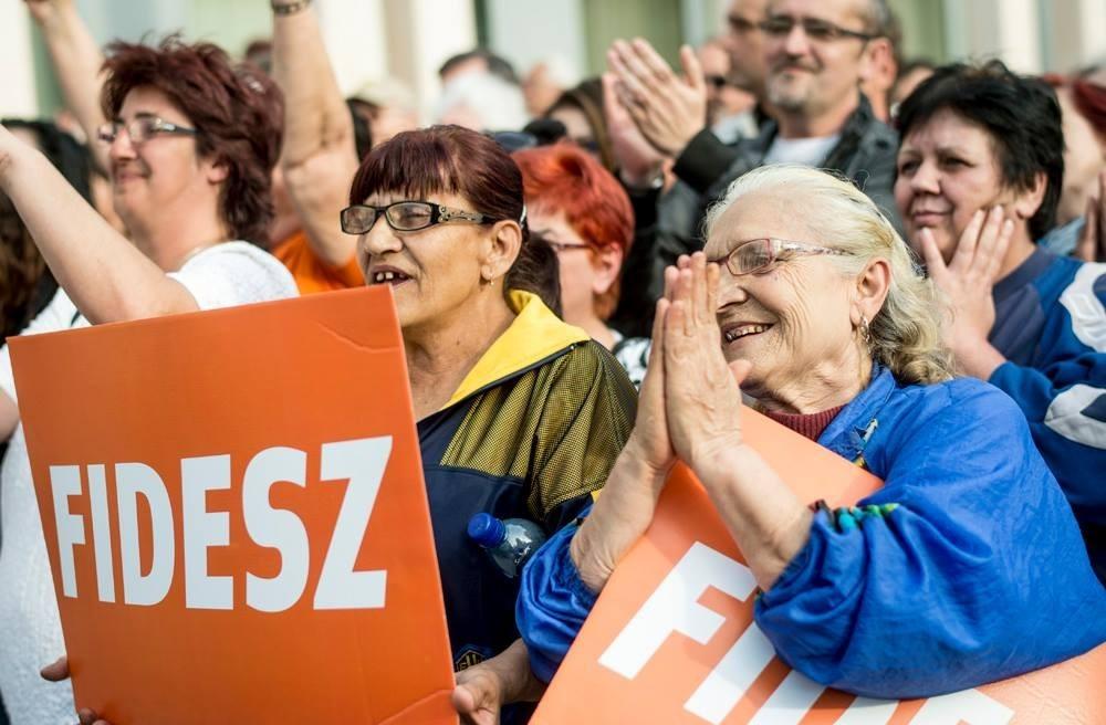 Felmérés: félmilló szavazót veszített a Fidesz