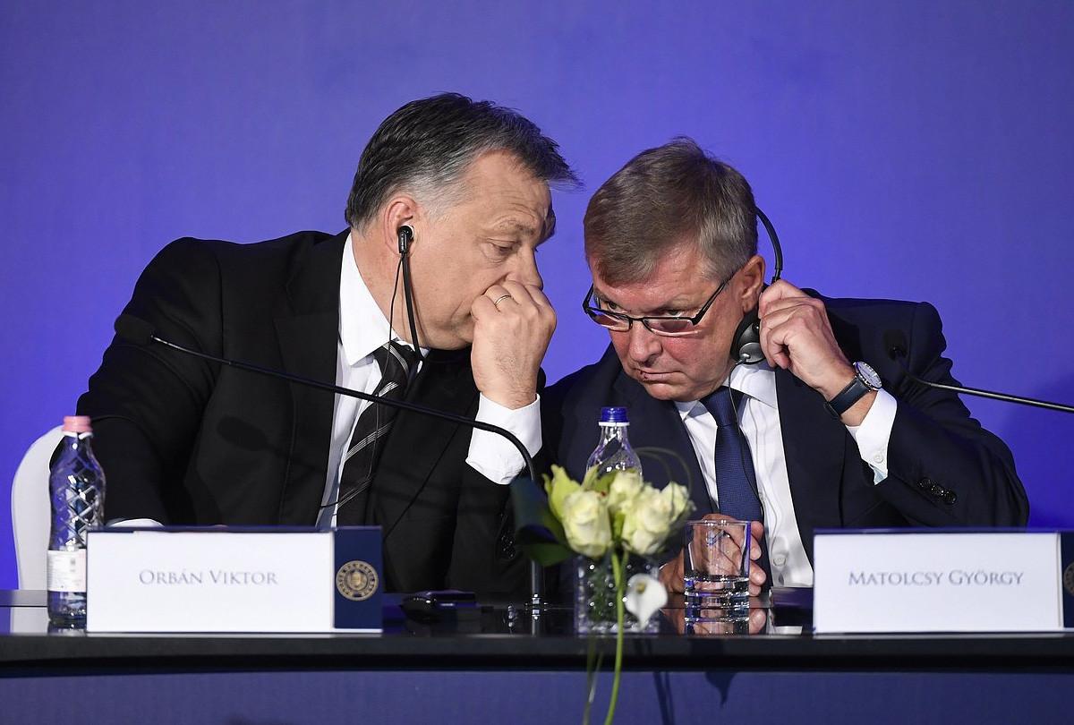 Orbán ismét Matolcsyt javasolja jegybankelnöknek