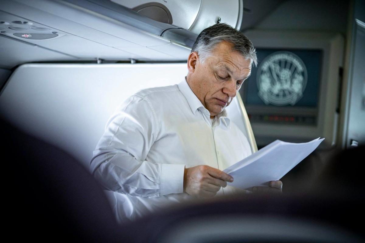 Orbán Viktor ismét levelet küld minden választónak
