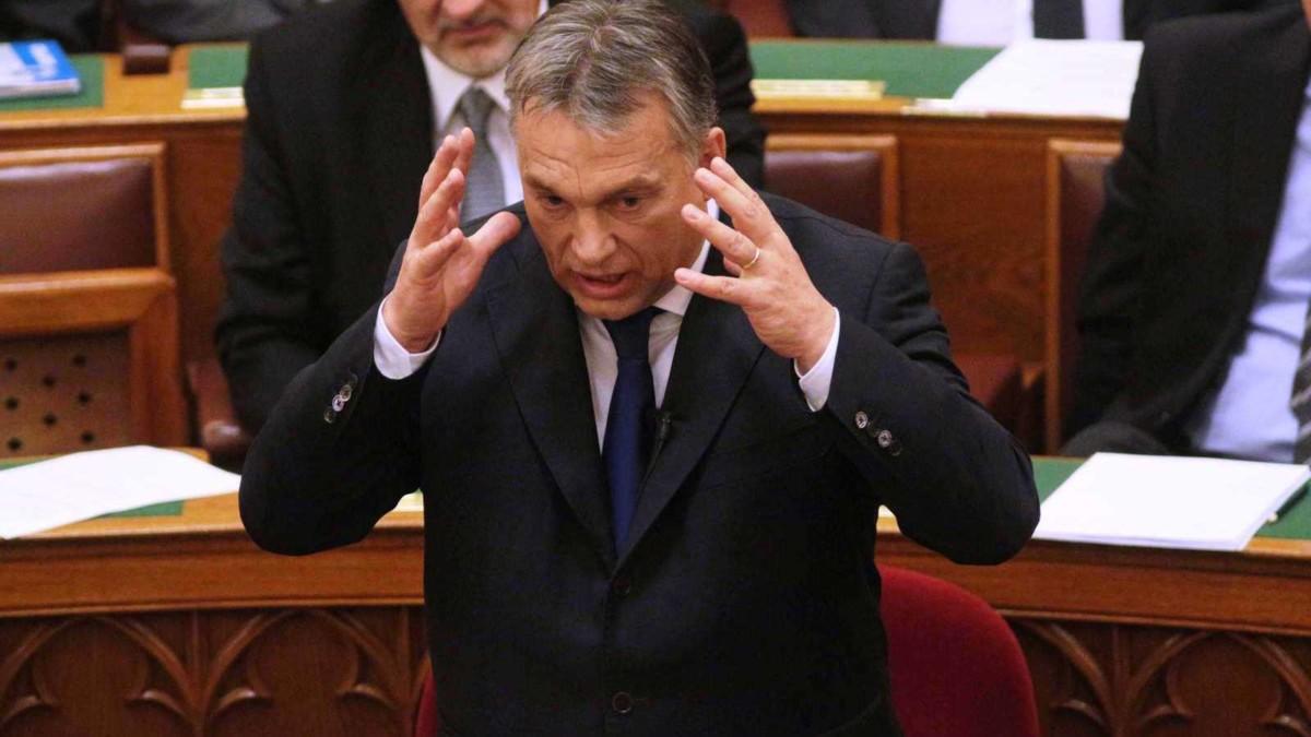 Orbán Viktor: folyton ellenszélben haladok