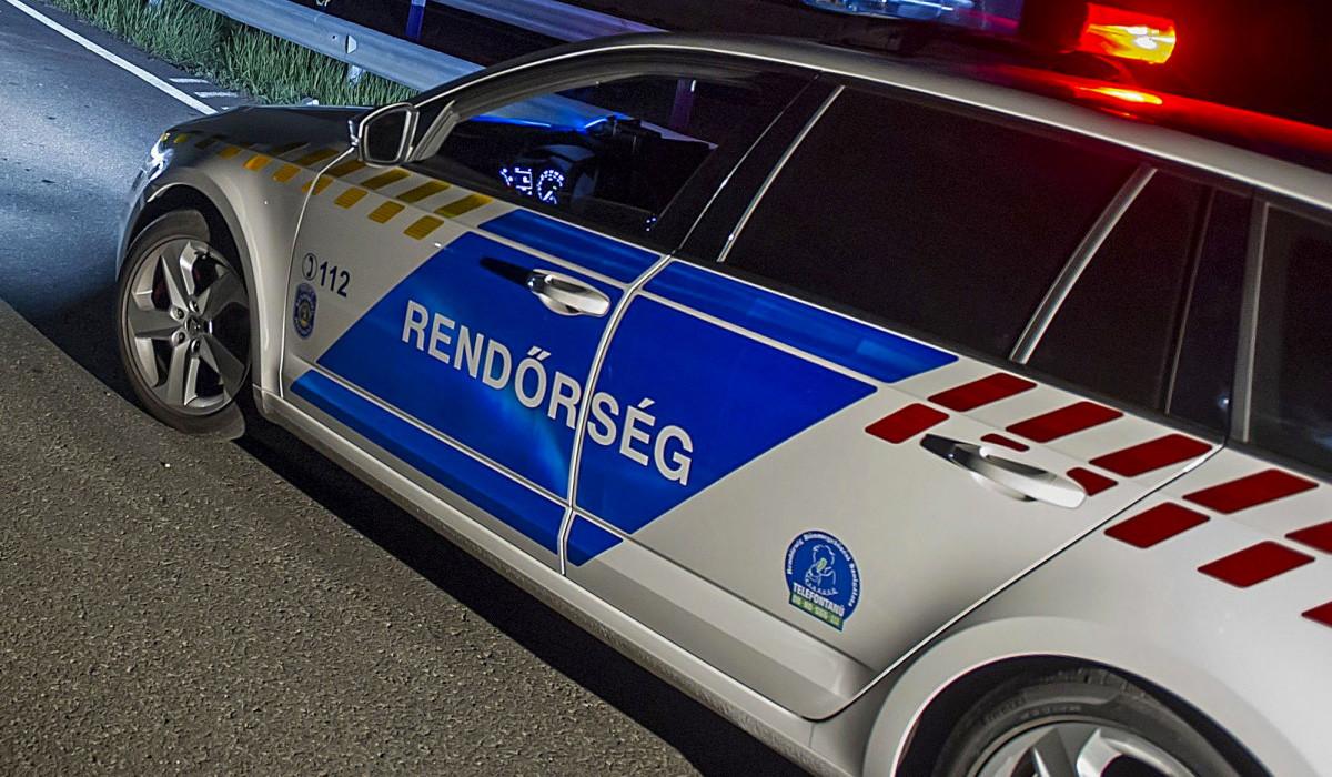 18 korrupt győri autópálya-rendőrt vettek őrizetbe