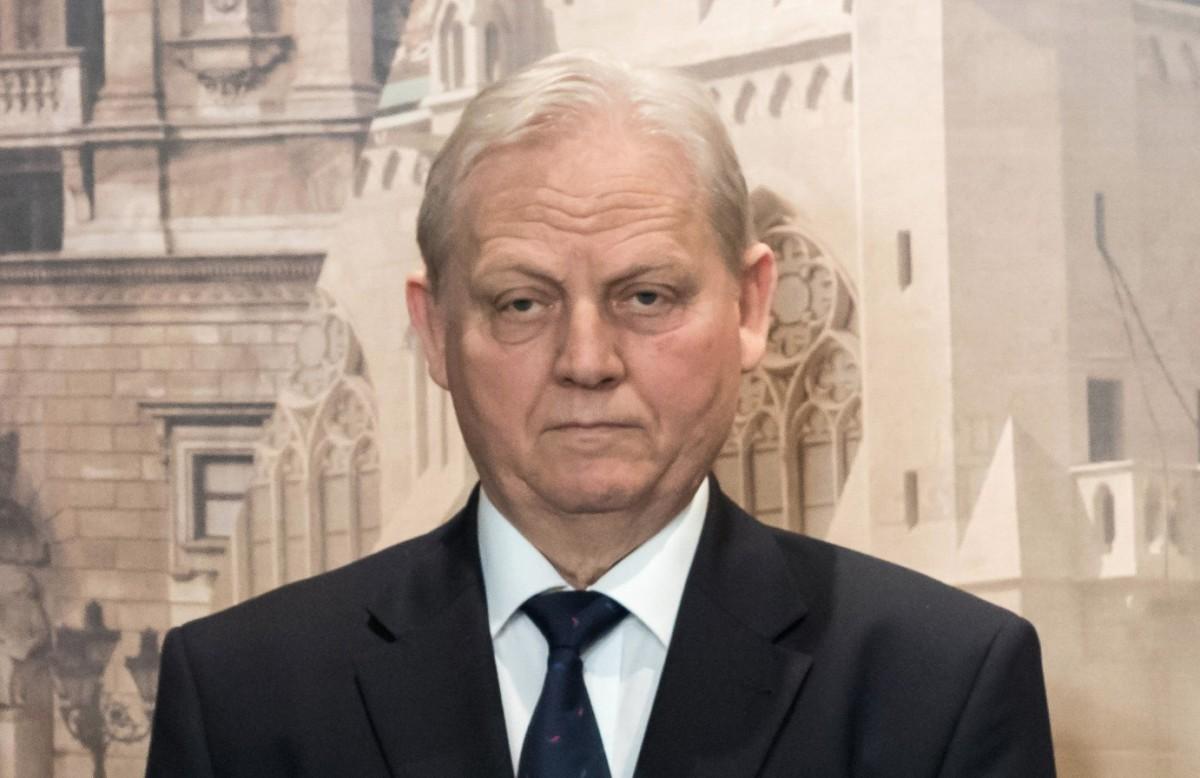 Tarlós István főpolgármester a kulturális tao ügyében tartott sajtótájékoztatón a budapesti Városházán 2019. január 28-án.