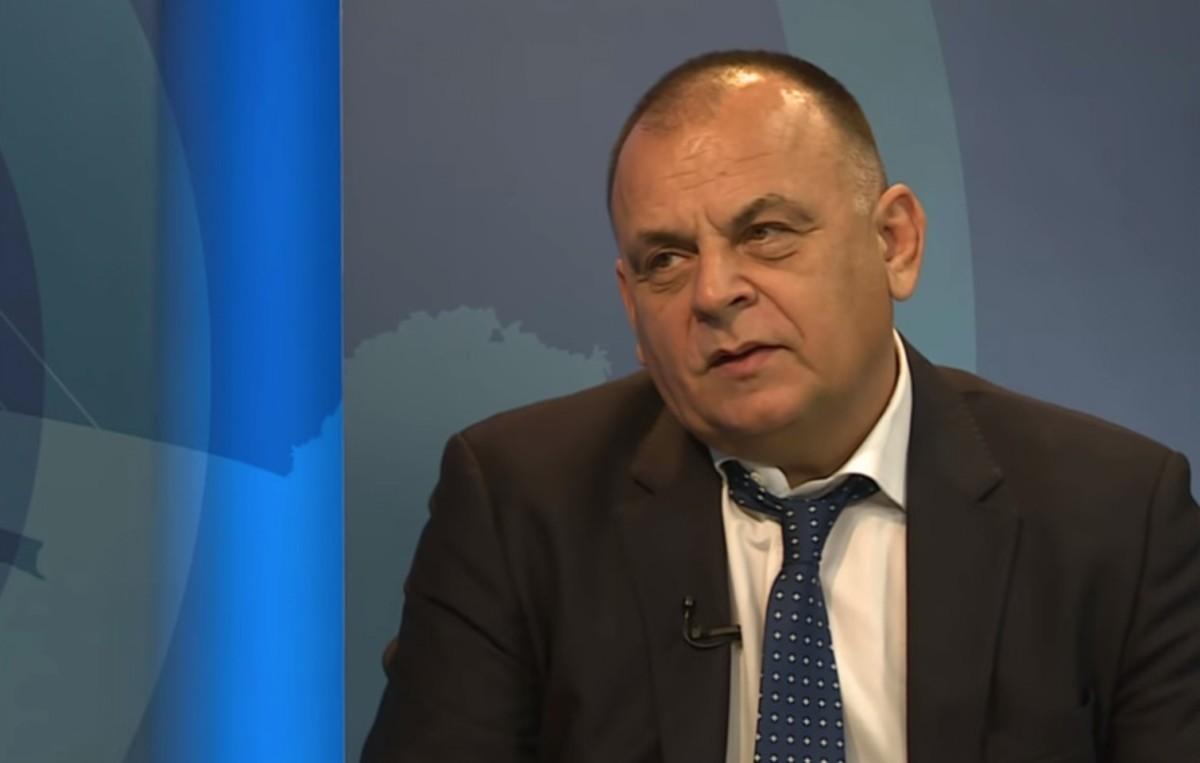 Varga István, a Közép-európai Sajtó és Média Alapítvány kuratóriumi már csak egykori elnöke.