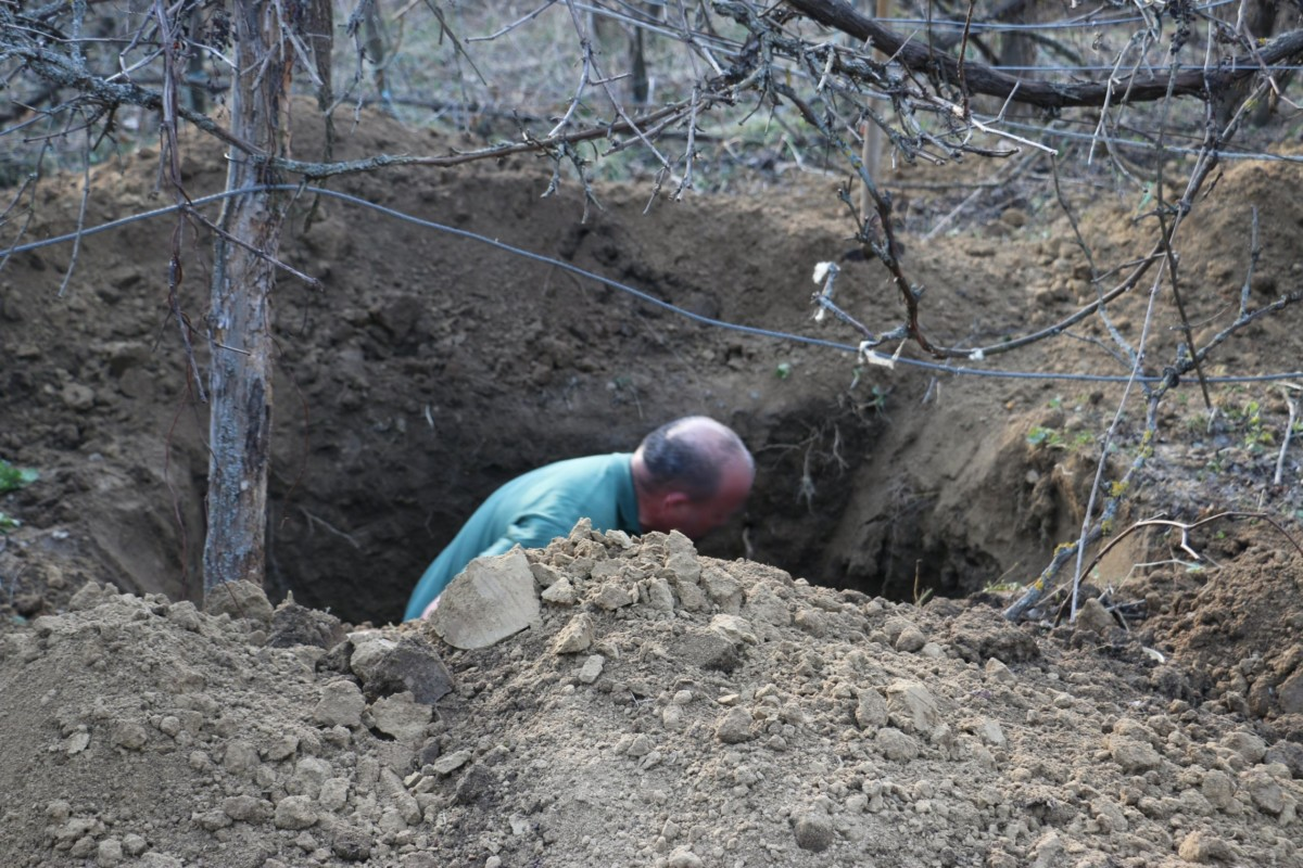 Elásott női holttestet találtak Somogy megyében