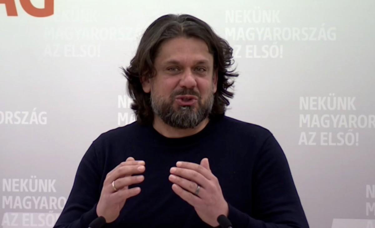 Deutsch Tamás szerint örömmel túlórázik a magyar