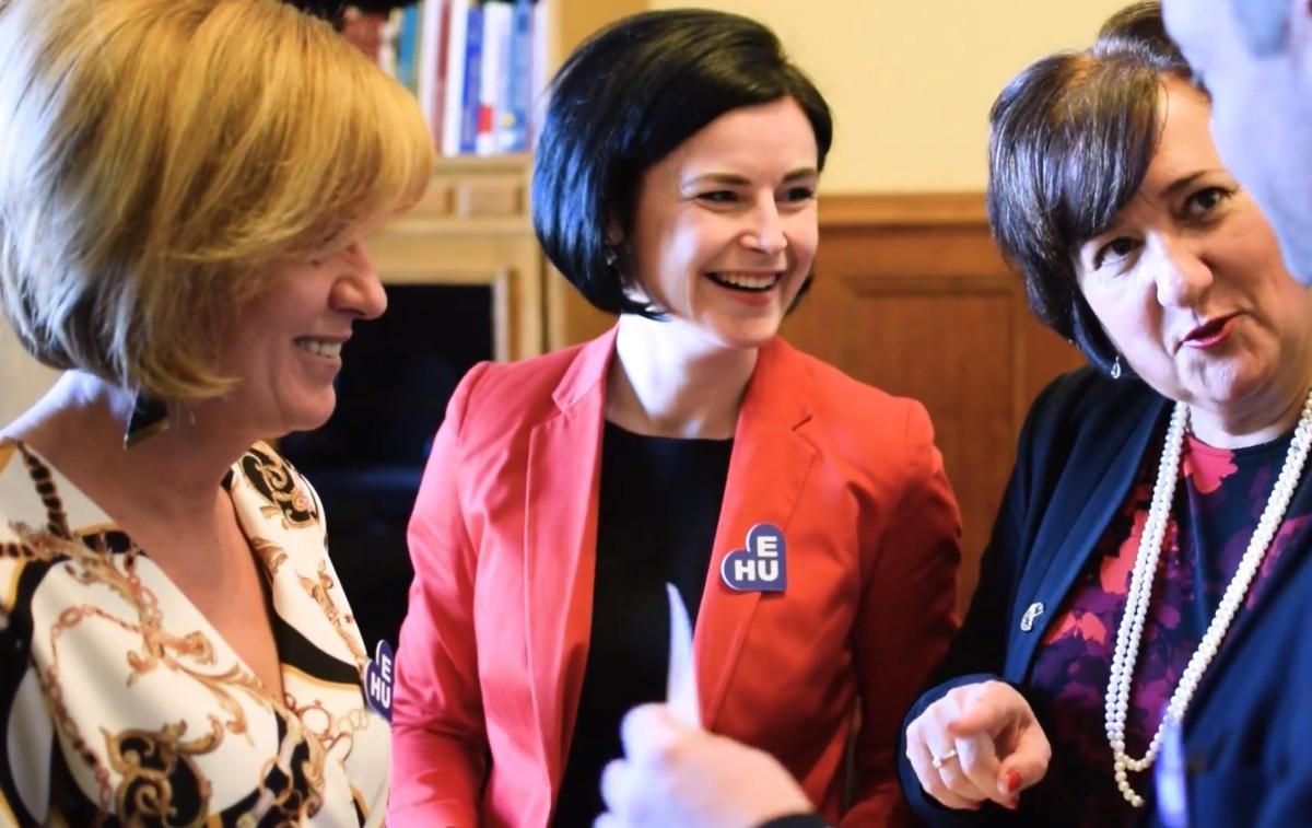 Közös nőnapi videót készítettek az ellenzéki politikusok