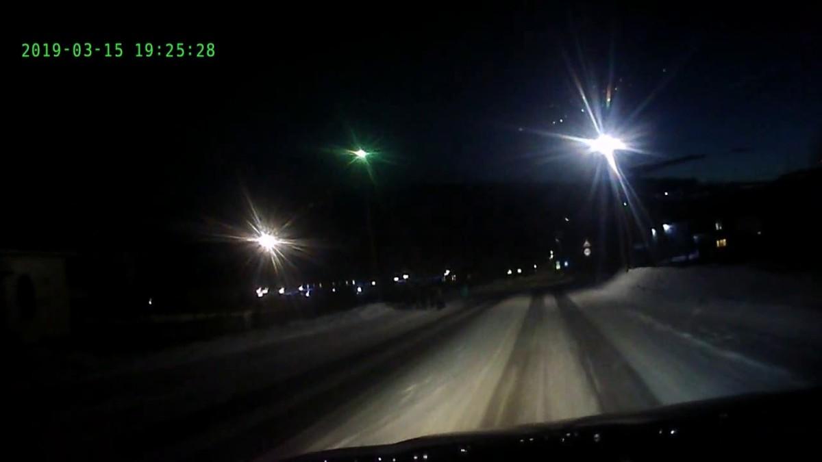 Rejtélyes, fénylő objektum csapódott a földbe Oroszországban – videó