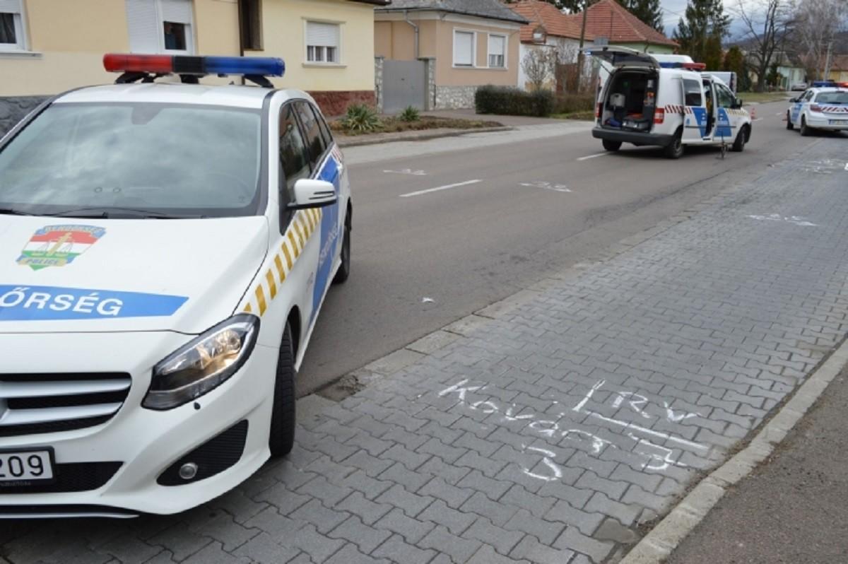 Leszálló utasát gázolta halálra egy busz Egerben