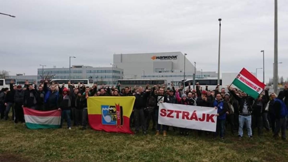 Megszületett a megállapodás a Hankooknál, véget ért a sztrájk