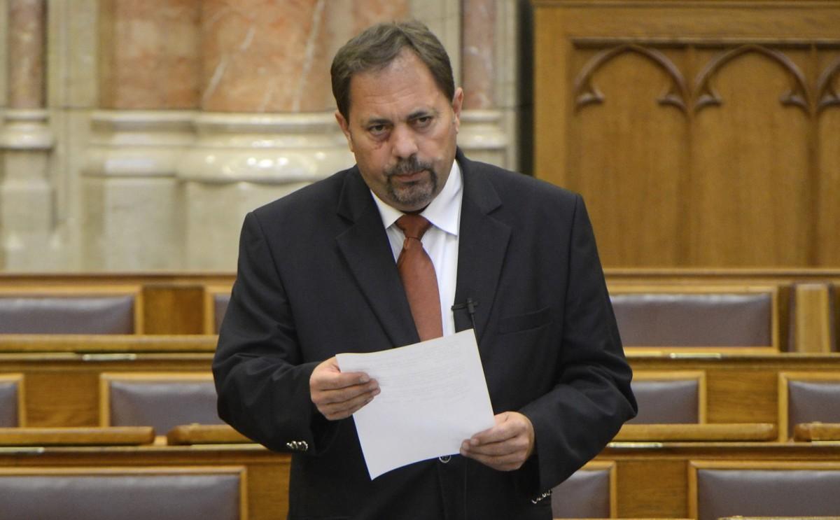 Pócs János szerint Jászfelsőszentgyörgy közbiztonsága is múlik az EP-választáson