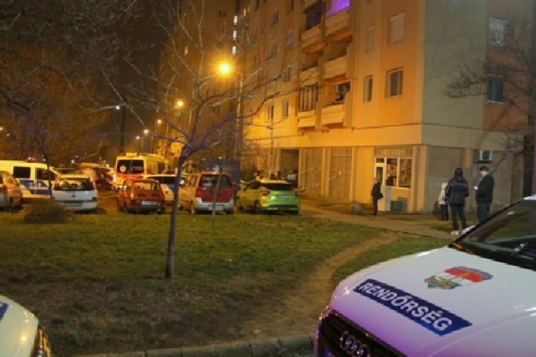 Elítélték a fiút, aki tavaly agyonkéselte 19 éves volt barátnőjét Budapesten